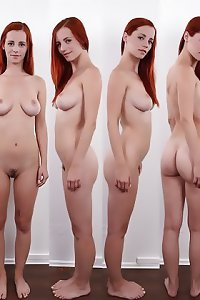 Girls Clothed and Unclothed 12