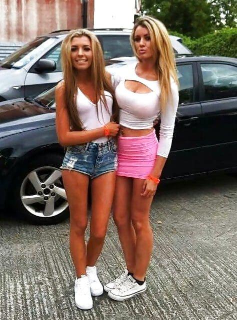 Hottest Teen Pics: Amateur Sluts, Filthy Chav Whores
